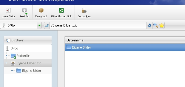 ajaxplorer_screen3_active_File