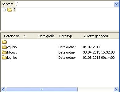 screenshot_filezilla