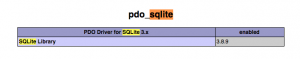 Screenshot php.info unter PHP 5.5 als Apache Modul