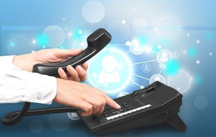 Telefonkonferen sind jederzeit und einfach möglich