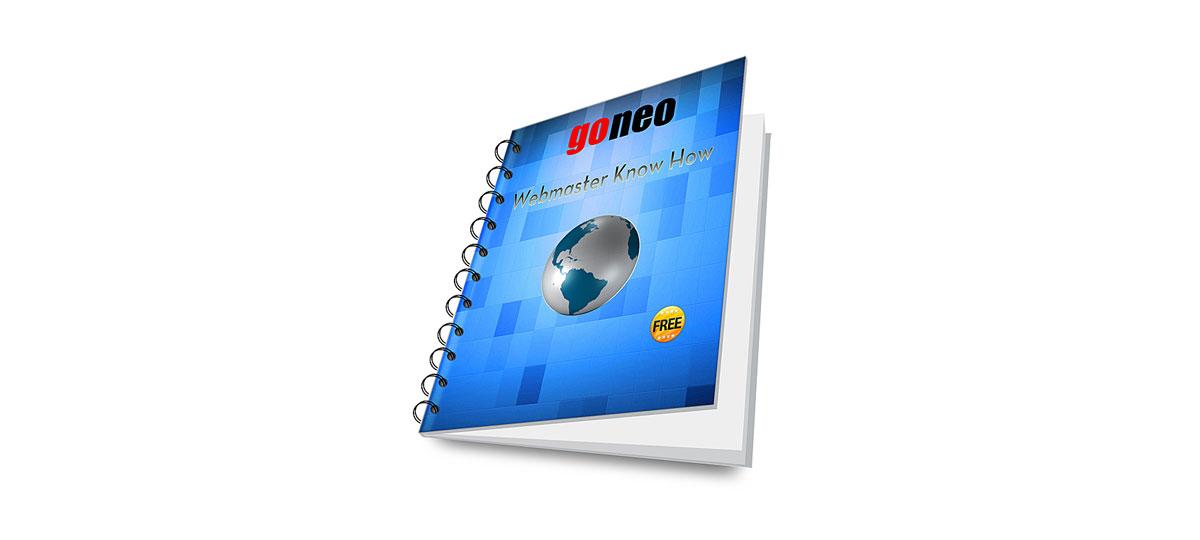 Gratis Ebook Webmaster Know How von goneo