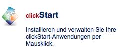 clickStart Symbol