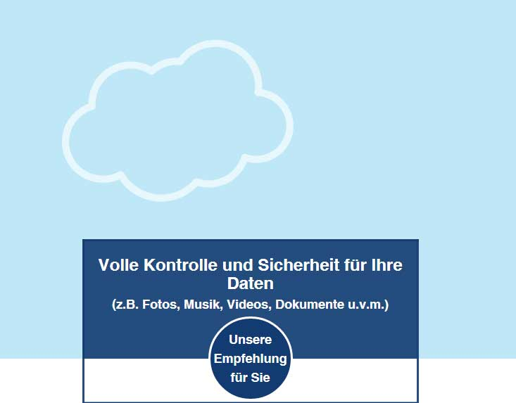 goneo Kombination Hotingpaket und .cloud Domainname