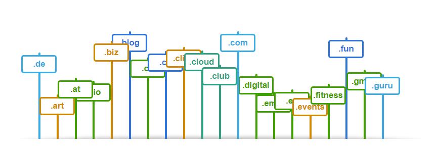 Domains bei goneo registrieren