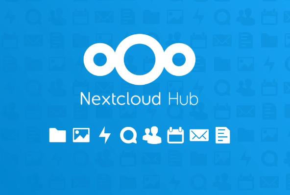 Nextcloud 18 ist Nextcloud Hub