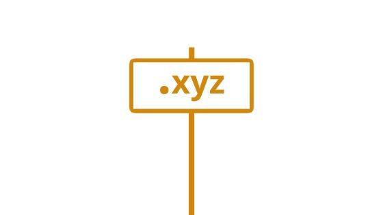 top level domain .xyz